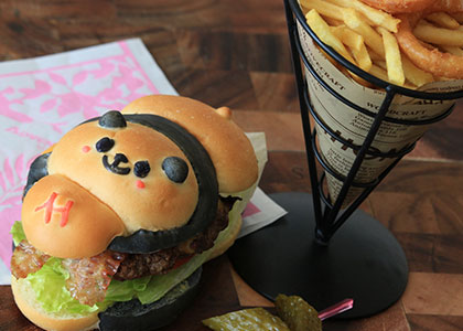 Panda Burger