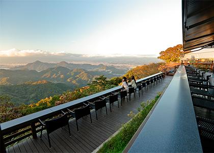 富士山與駿河灣的絕景