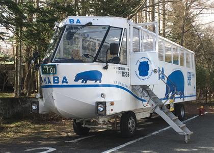 水陆两用巴士