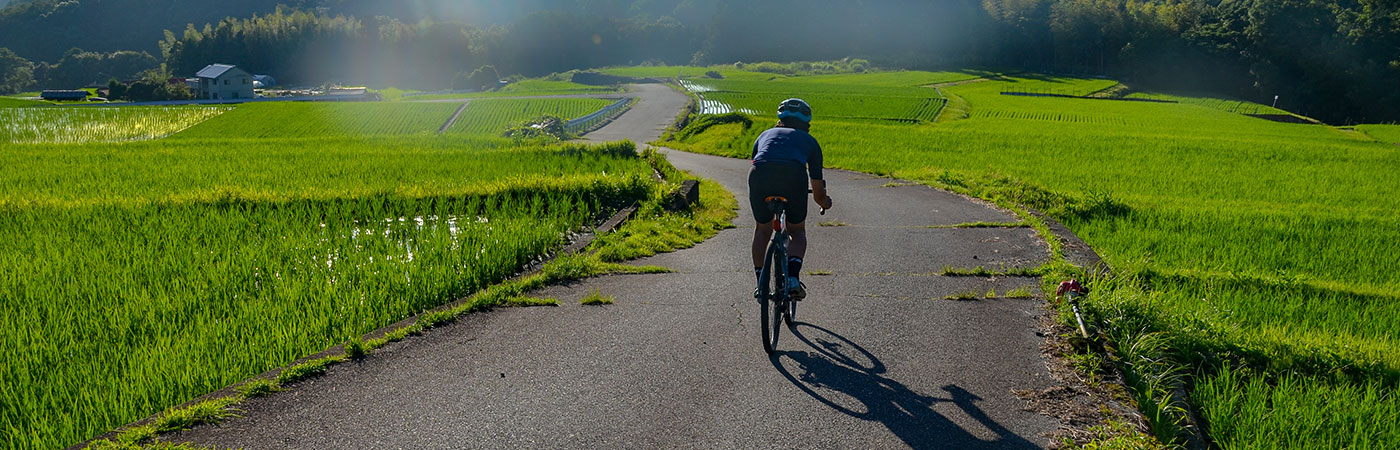 MARRIOTT RIDE ― See Japan on a Scenic Cycling Tour ― Izu / Shuzenji~
