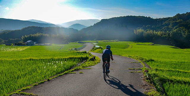 MARRIOTT RIDE ― See Japan on a Scenic Cycling Tour ― Izu / Shuzenji